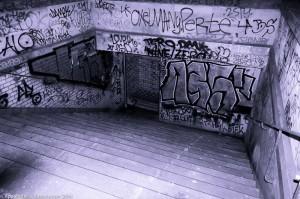 Bouche de métro