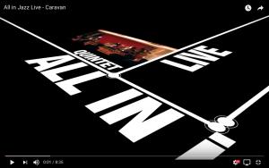 Vidéo du groupe All in Jazz