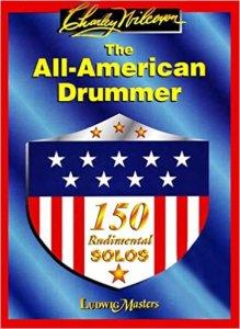 Charley Wilcoxon All American Drummer