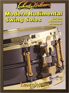 Charley Wilcoxon - Modern Rudimental Swing Solos