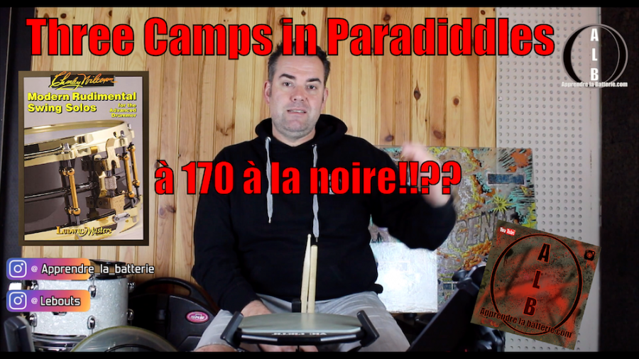 Three Camps in Paradiddles