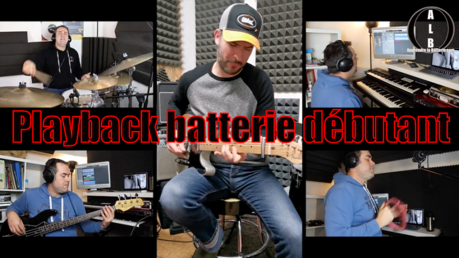 Playback batterie