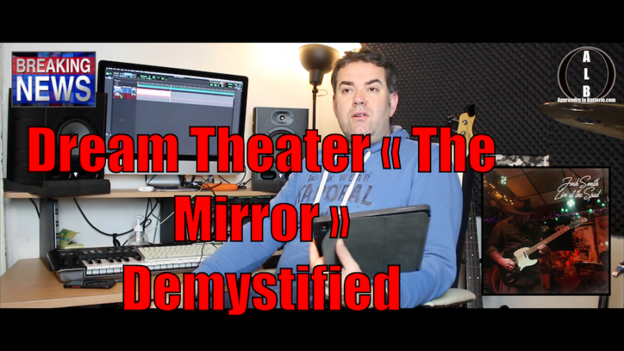 Dream Theater The Mirror